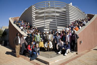 SAMA Delegates at Maropeng