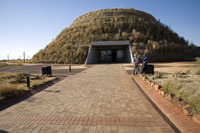 The Maropeng Interpretation Centre