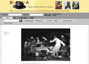 Baileys African History Archive