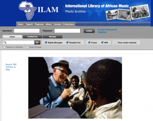 International Library of African Music