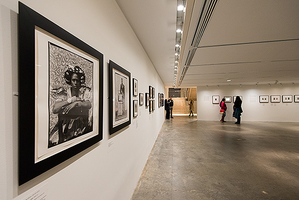In and Out of the Studio: Photographic Portraits from West Africa, an exhibition at the Metropolitan Museum of Art, New York City, November 2015.