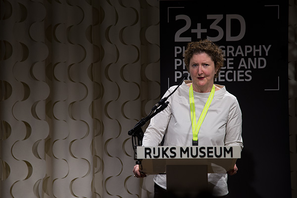 Cecile van der Harten, Head Image Department, Rijksmuseum, is the mover and shaker behind the 2+3D Photography: Practice and Prophecies conference. The 2017 conference was the second. The first was held in 2015.